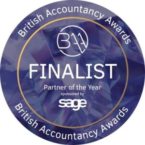 BAA Finalist partner of the year
