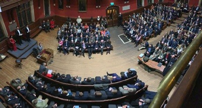 Oxford Farming Conference Debate