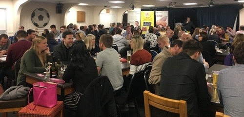 Ellacotts and Brethertons Charity Quiz for Mind and Banbury United Football