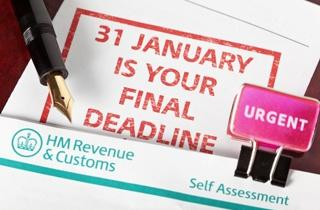 Fines and penalties for not completing your Self Assessment tax return