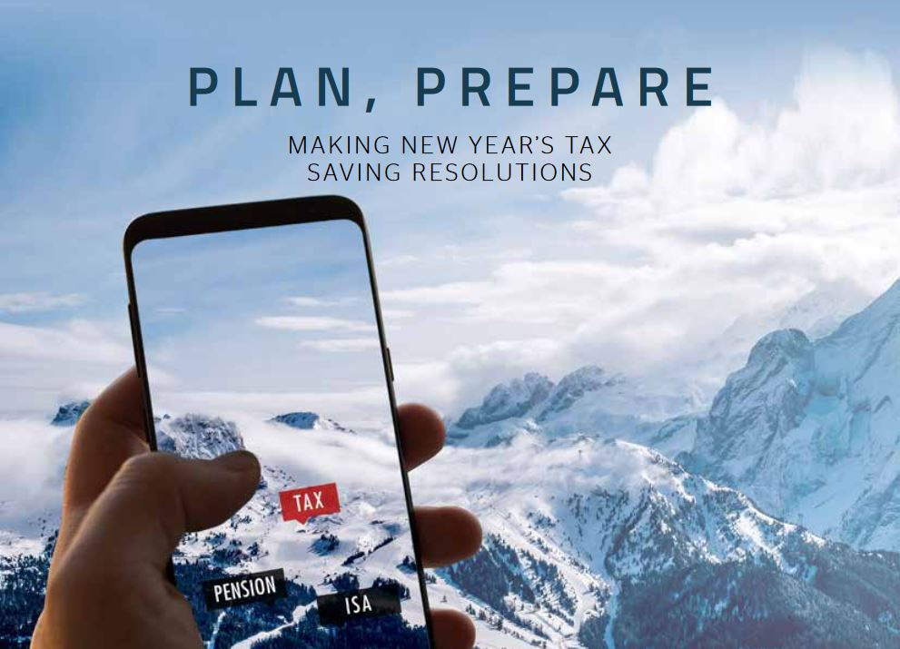 Making New Year Tax Planning Resolutions