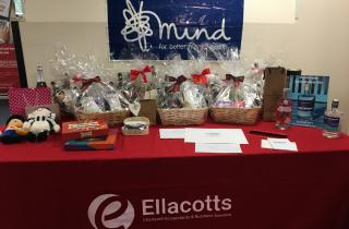 Ellacotts raise £2,000 at Charity Quiz for Mind
