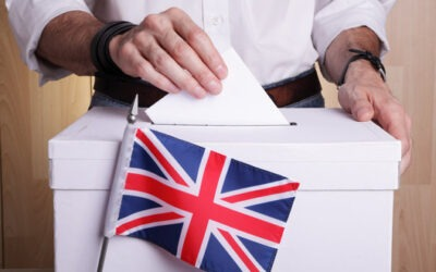 Conservative Party elected with working majority