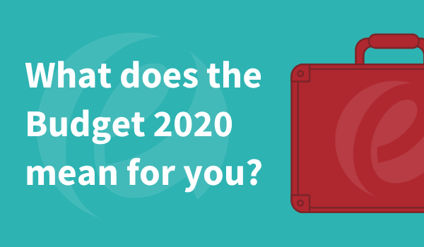 The 2020 Spring Budget – the first for the new Chancellor – winners and losers!