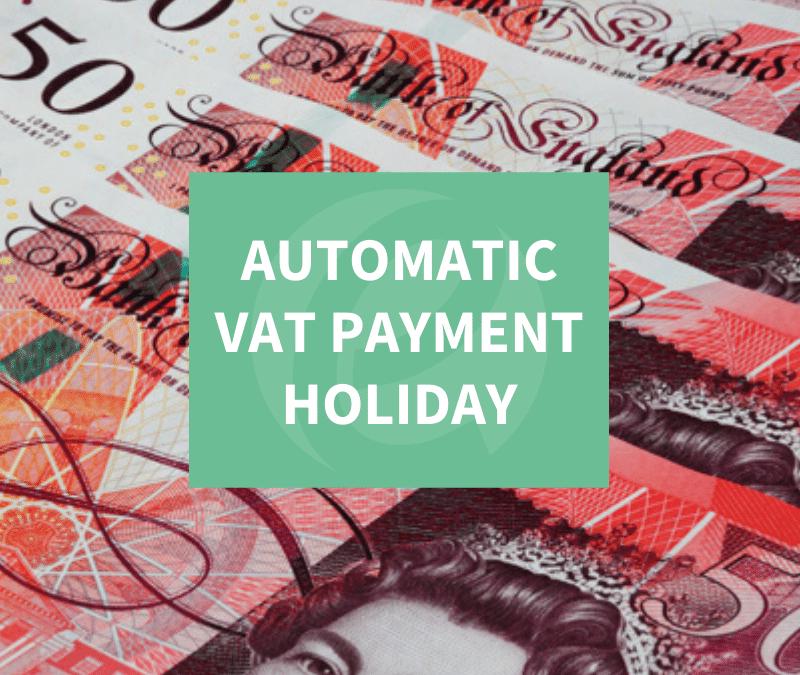 VAT payment deferrals