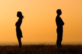 Increase in divorce following lockdown