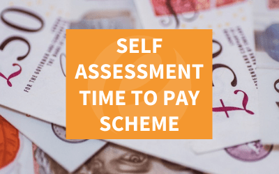 Self Assessment Time To Pay Scheme